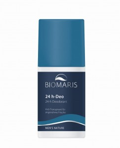24-godzinny deo roll-on BIOMARIS 24-h Deodorant 50 ml