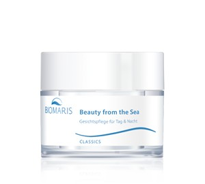 "Krem z euceryną ""piękno z morza"" BIOMARIS beauty from the sea 50 ml"