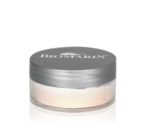 Puder sypki transparentny BIOMARIS face powder translucent