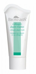Maseczka kolagenowo-algowa BIOMARIS collagen algae mask 50 ml